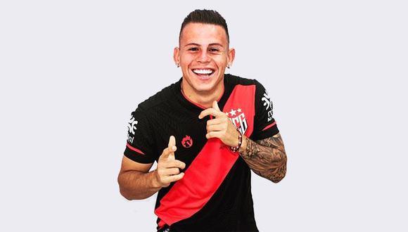 Henry Vaca fue anunciado en marzo como nuevo fichaje de Atlético Goianiense.