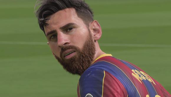 FIFA 21: PS5 y Xbox Series X ya cuenta con la nueva generación del videojuego. (Foto: captura)