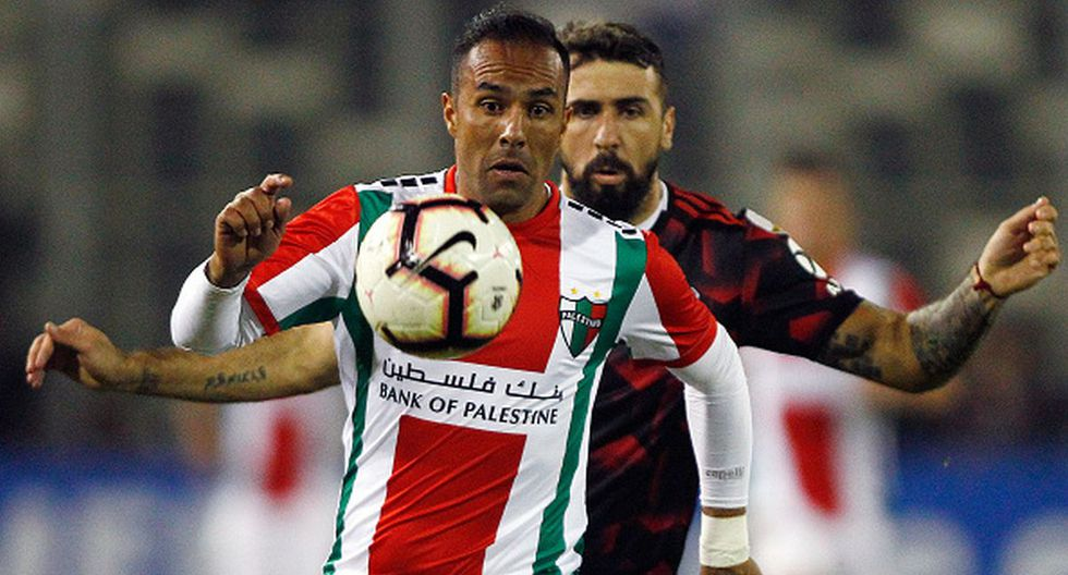 30. Club: CD Palestino | Valor: 11.23 millones de euros. (Getty)