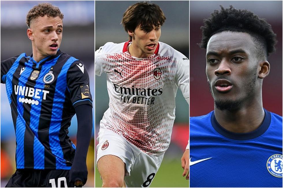 Doce jugadores del Europeo Sub 21 que debes seguir. (Fotos de la galería: Getty Images)
