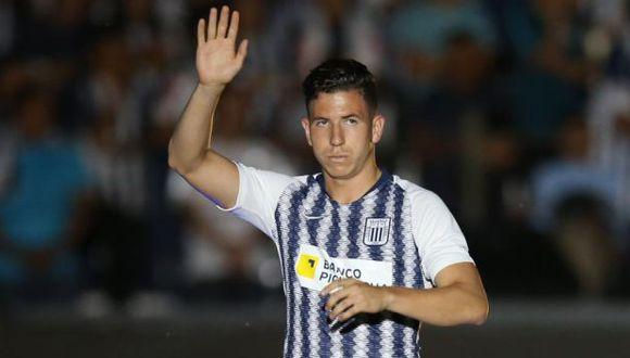 Ugarriza participó en 16 partidos de Alianza Lima en 2019. (Foto: GEC)