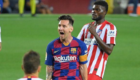 Barcelona vs. Atlético de Madrid en Camp Nou por LaLiga Santander. (Foto: AFP)