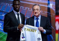 """Ferland Mendy se sincera: """"Tenía mucho miedo de mi fichaje por el Real Madrid"""""""
