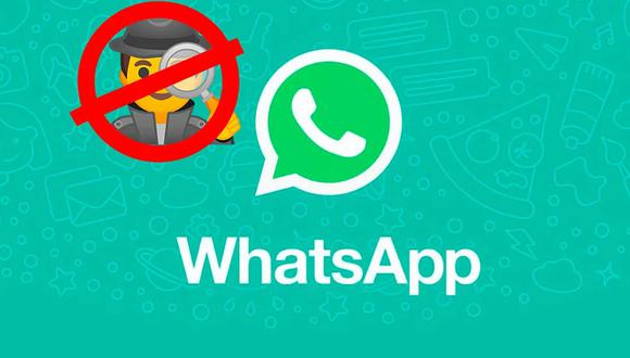 Conoce el truco para ocultar tu foto de perfil y hora de última conexión solo a algunos contactos (Foto: WhatsApp / archivo)