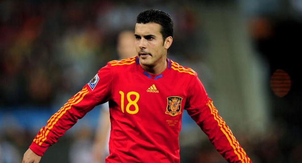 Pedro Rodríguez juega en el Chelsea de la Premier League. (Getty)