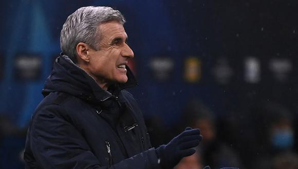 Luis Castro es entrenador del Shakhtar Donetsk desde la temporada 2019. (Foto: AFP)