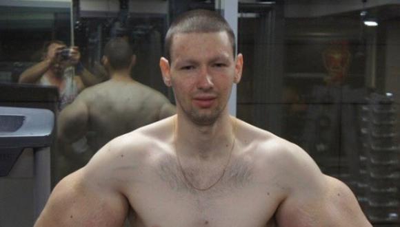 "Brazos de ""Popeye ruso"" explotan en plena pelea de MMA. (Foto: @ruki_bazuki_official / Instagram)"