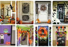 Decoración de puertas por el Día de Muertos: 20 ideas para adornar la entrada de tu casa [FOTOS]
