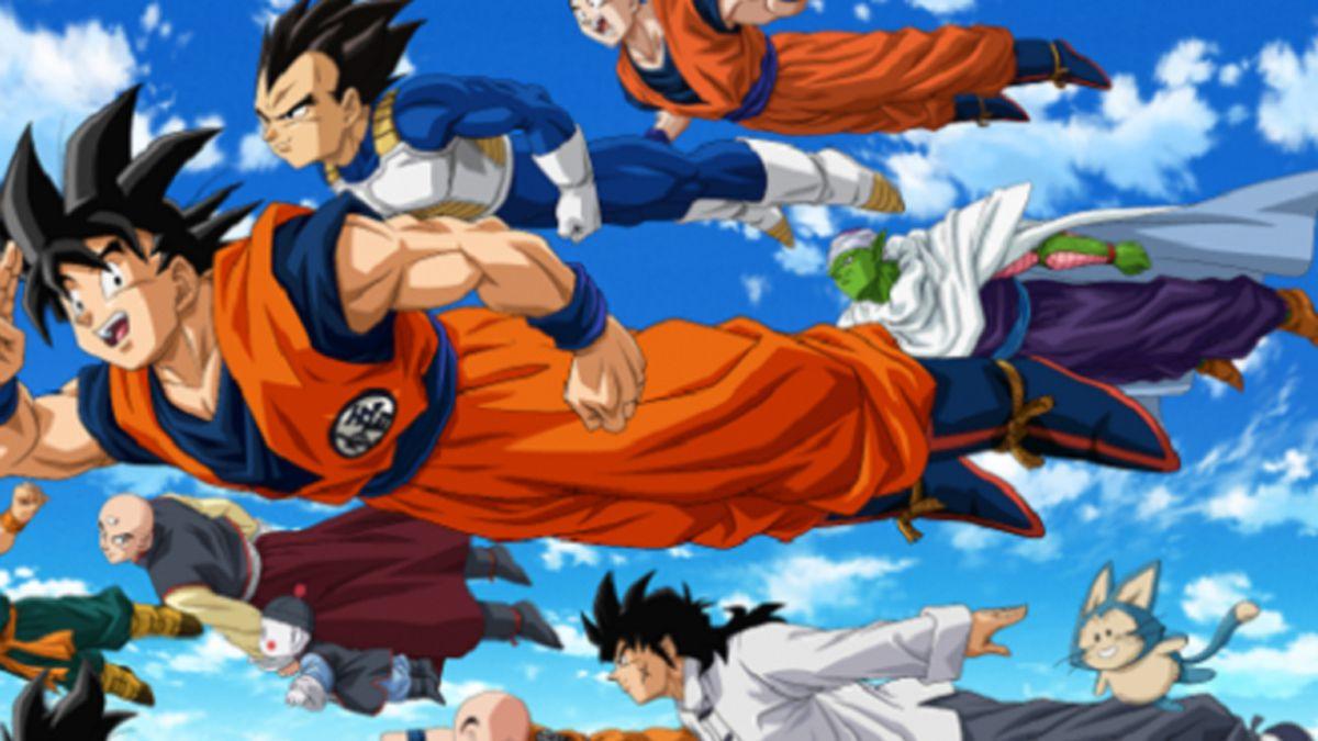 Ver Dragon Ball Heroes Y Dragon Ball Super Online Gratis En