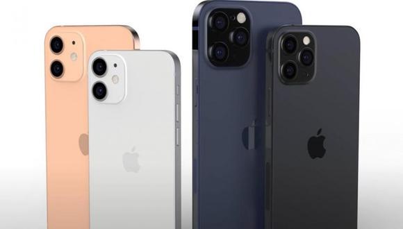 De esta forma podrás comprar el iPhone 12. (Foto: Apple)