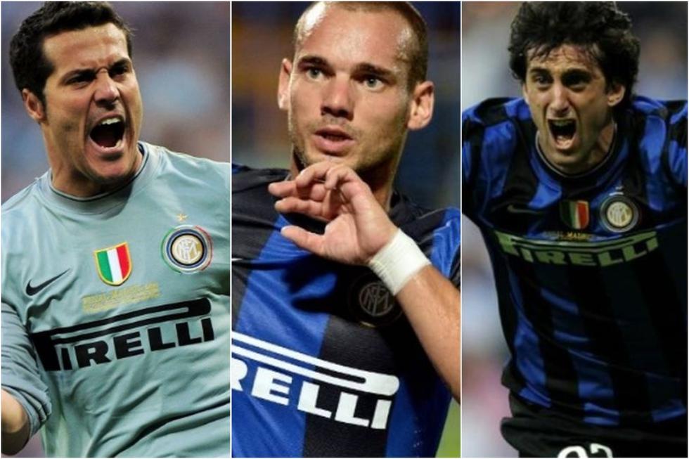 Inter de Milán quiere el título de Serie A: así formaba la última vez que ganó el 'Scudetto'.