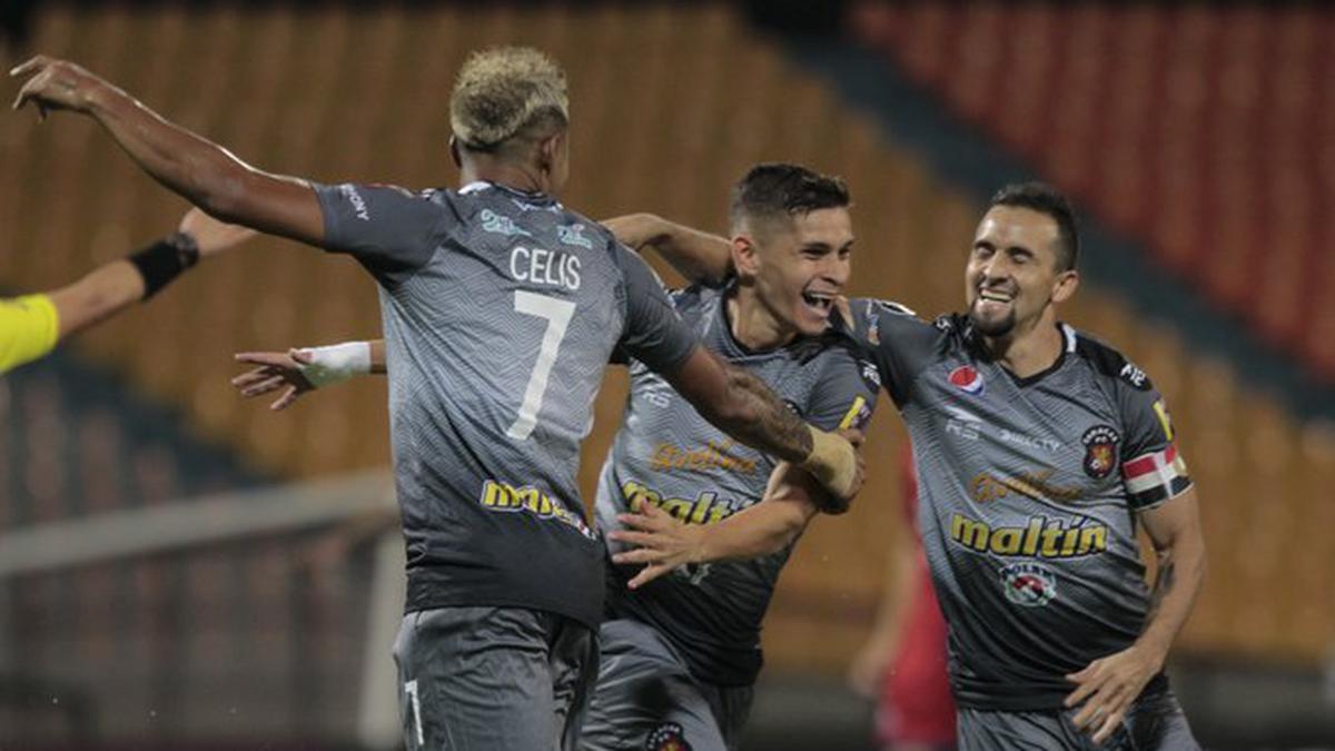 Copa Libertadores: Independiente Medellín vs. Caracas FC (2-3): resumen,  goles y estadís | NOTICIAS DEPOR PERÚ