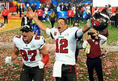 """Rob Gronkowski, eterno socio de Brady: """"Decidí volver solo para ser de nuevo campeón del Super Bowl"""""""