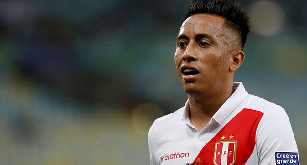 Perú vs. Brasil | Cueva en la Selección Peruana (Foto: Getty Images)