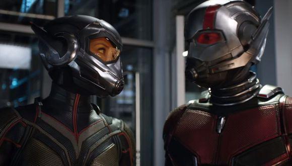 Ant-Man and the Wasp, la segunda película de la saga de Marvel (Marvel)