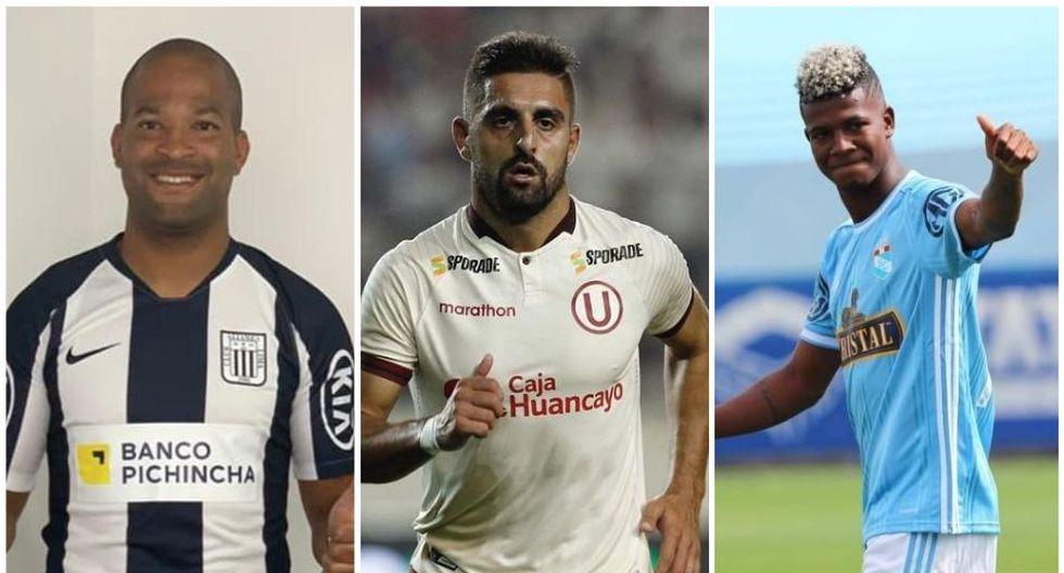 Alianza Lima, Sporting Cristal y la 'U' pelearán por el título nacional. (Diseño: Depor)