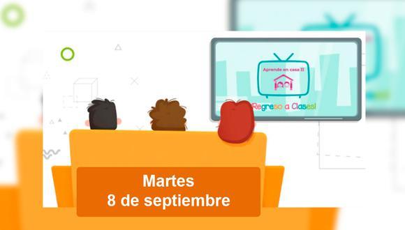 Todo lo que debes saber sobre el dictado de clases de la Semana 3 correspondiente al martes 8 de septiembre (Foto: SEP / EC)