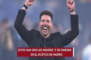 España: conoce a los goleadores de Simeone