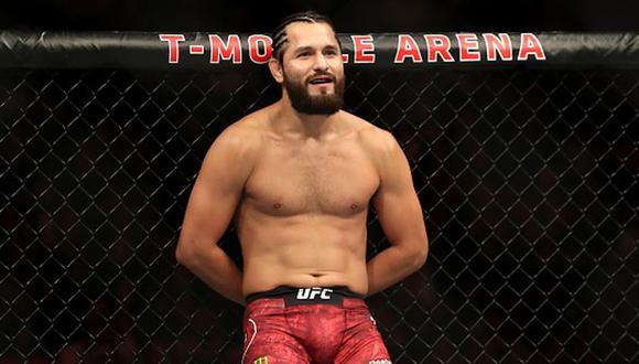 Jorge Masvidal registra un récord de 34-13 como peleador profesional. (Getty Images)