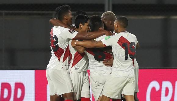 Perú perdió 4-2 como local ante Brasil en el inicio de las Eliminatorias. (Foto: FPF)