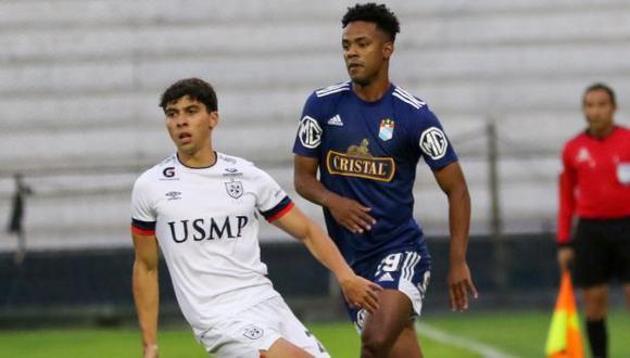 Sporting Cristal y San Martín se juegan el pase a la Copa Libertadores 2022. (Foto: Liga de Fútbol Profesional)
