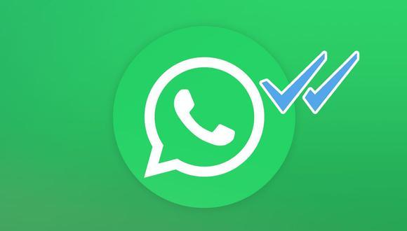 WhatsApp: pasos para desactivar el doble check azul de lectura del mensaje. (Foto: WhatsApp)