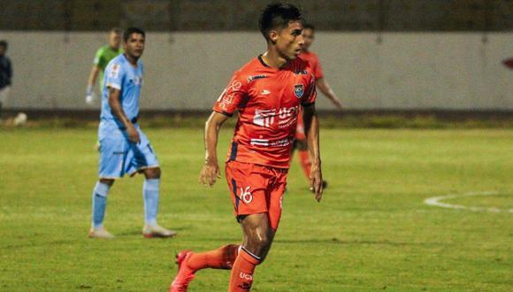 José Manzaneda anotó un gol con la UCV en la temporada 2020. (Foto: Liga 1)