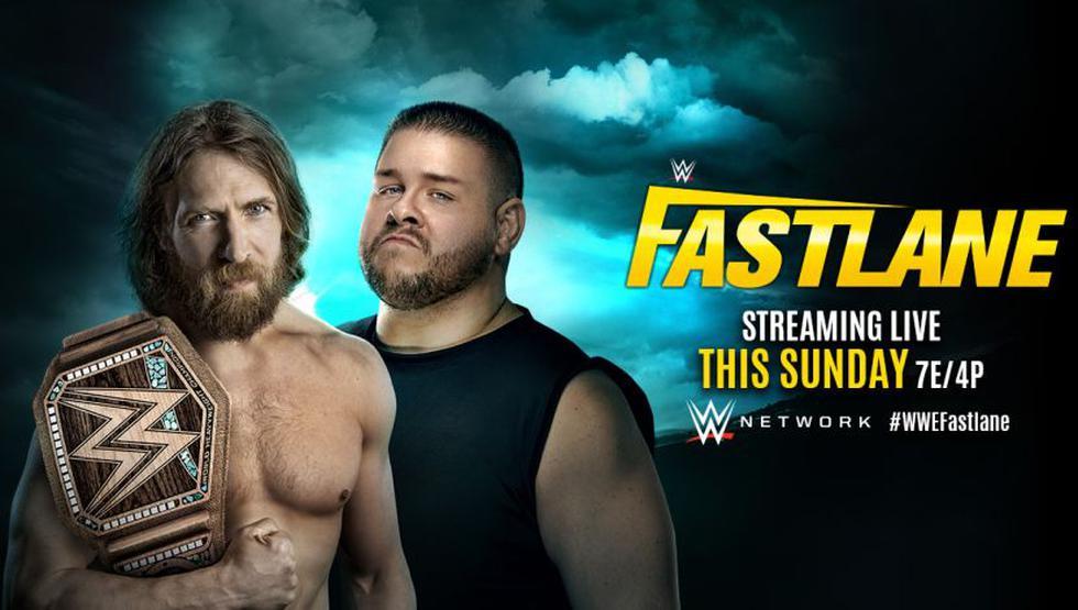 Repasa la cartelera completa del Fastlane 2019. (WWE)