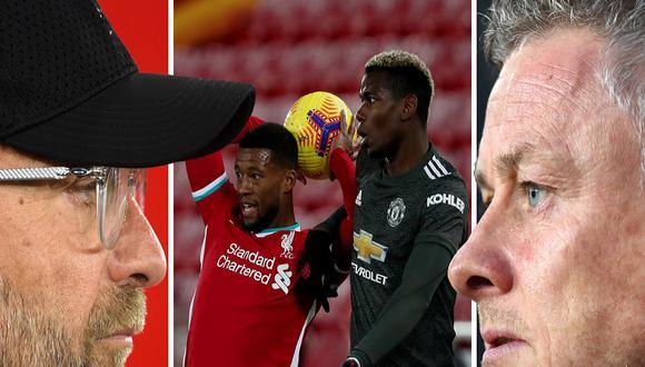 Manchester United y Liverpool disputarán el pase a la quinta ronda de FA Cup