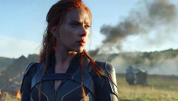 """""""Black Widow"""" no estuvo en los planes originales de la Fase 4 del UCM (Marvel)"""