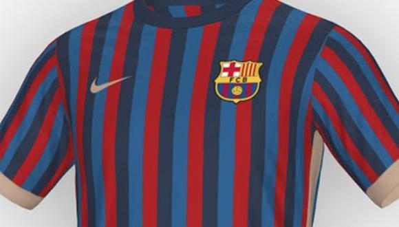 Barcelona utilizaría un modelo exótico para la temporada 2022-23. (Foto: Footy Headlines)