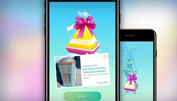 ¿Ya tienes los códigos para poder reclamar los regalos de Pokémon GO? Conoce cuáles son. (Foto: Nintendo)