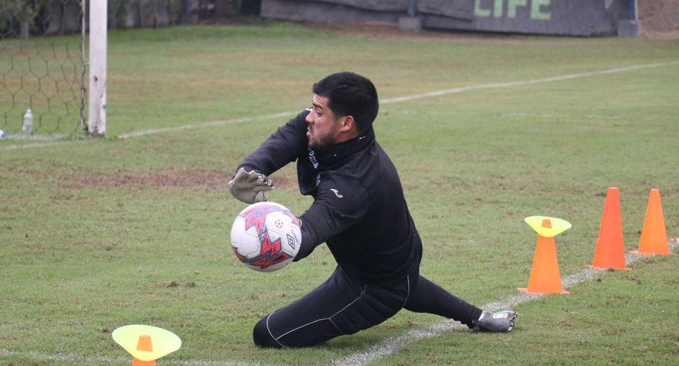 Erick Delgado jugará su segundo partido con la San Martín. (USMP)