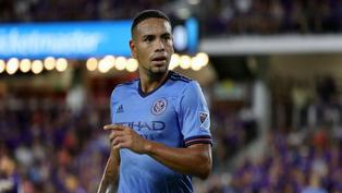 Alexander Callens anotó golazo de cabeza en la victoria del New York City FC ante el DC United