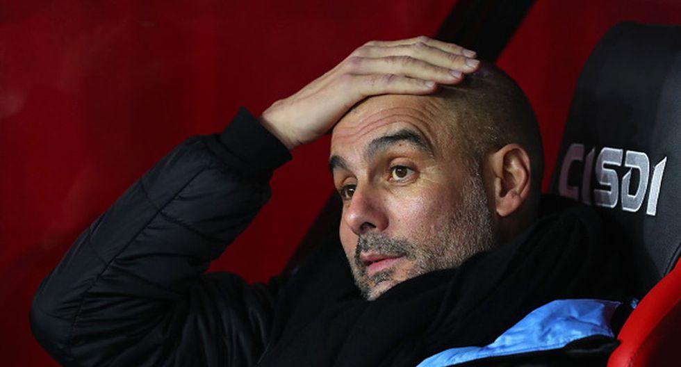 UEFA sancionaría a Manchester City por ingreso fraudulento de 140 millones de euros. (Getty)