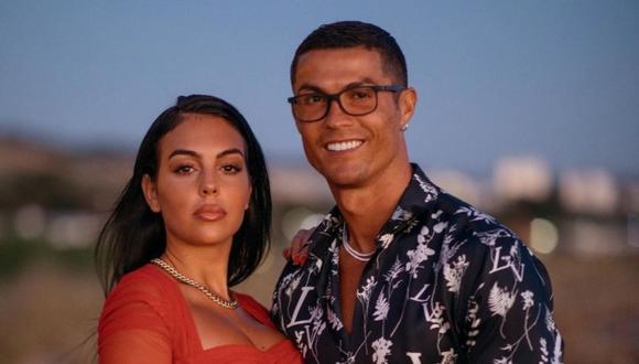 Cristiano Ronaldo y Georgina Rodríguez son novios desde el 2016. (Foto: Agencias)