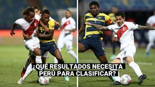 Copa América 2021: ¿Qué resultados necesita la selección peruana para clasificar a cuartos de final?