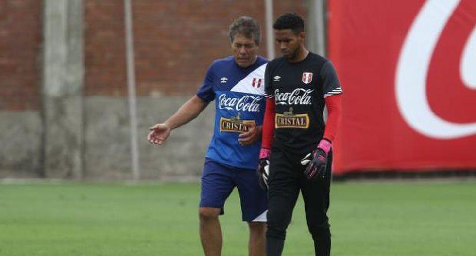 Alfredo Honores se pronunció tras su salida de la Selección Peruana. (GEC)