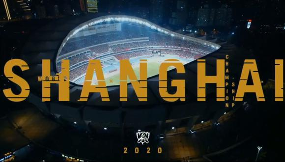 League of Legends insiste en organizar el Mundial en China. (Foto: Riot Games)