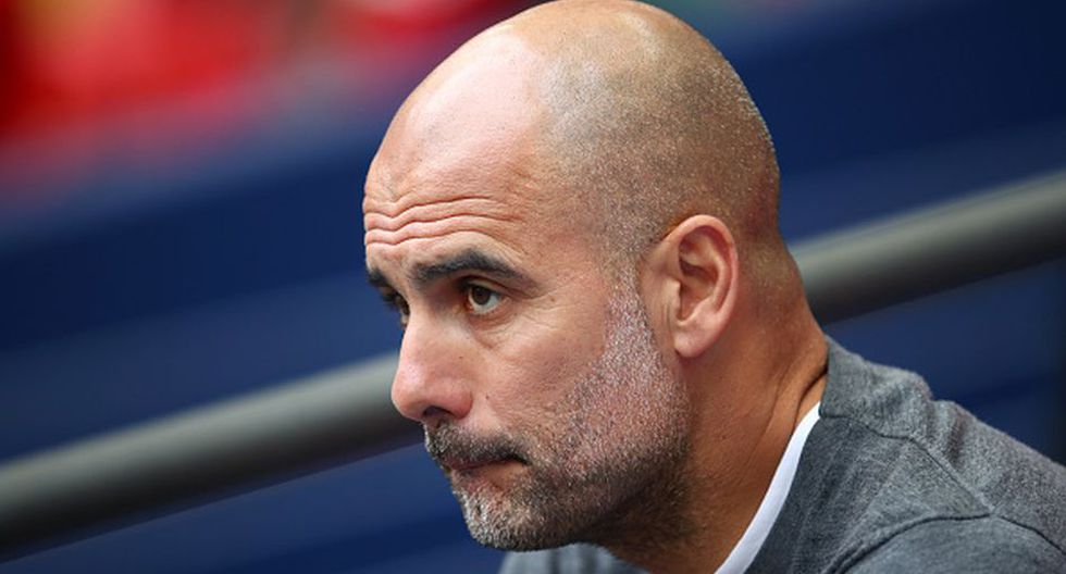 Pep Guardiola llegó a Manchester City en la temporada 2016. (Getty)