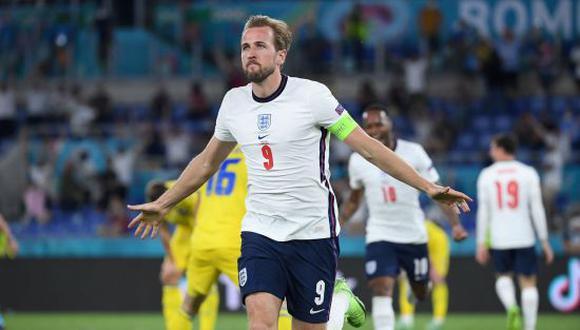Inglaterra venció 4-0 a Ucrania y clasificó a semifinales de la Eurocopa 2021. (Foto: Getty Images)