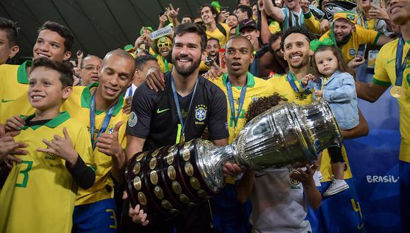 Conmebol incrementó el premio para el campeón de la Copa América. (Foto: AFP)