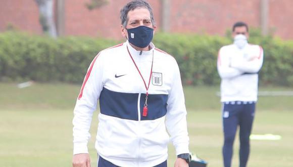 Alianza Lima perdió por tercera vez consecutiva en la liga peruana. (Foto: Alianza Lima)