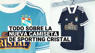 Nuevos detalles: esta es la camiseta que lucirá Sporting Cristal en la temporada 2021