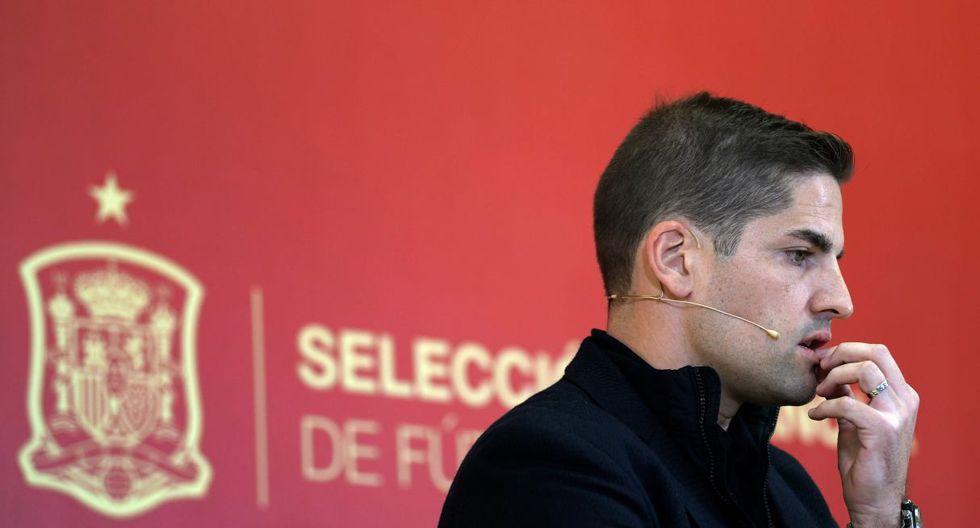 Robert Moreno clasificó a España para la Euro 2020. (Foto: AFP)