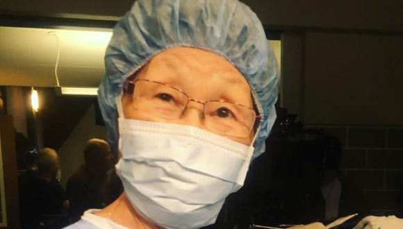 """Su nombre es Kathy C. An interpreta a la discreta y eficiente enfermera Bohkee desde la primera temporada de """"Grey's Anatomy"""" (Foto: ABC)"""