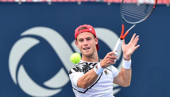 Diego Schwartzman es el número 24 del ranking ATP. (Getty Images)
