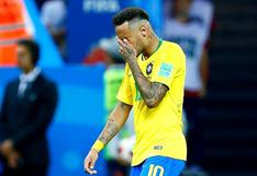 ¡Baja importante! Neymar fue desconvocado de Brasil en la previa del choque ante Venezuela