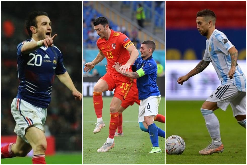 Los jugadores más bajitos en la élite del fútbol mundial.