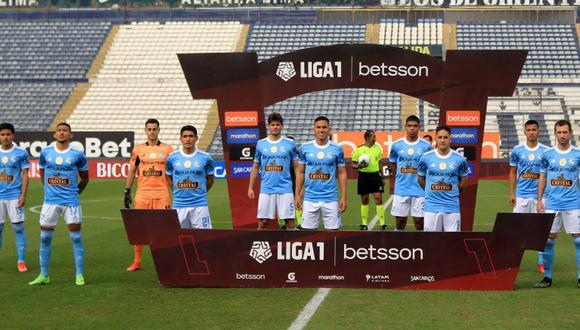 Cristal es el actual campeón del fútbol peruano (Foto: Liga 1)